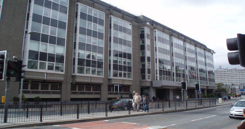 Aberdeen Exterior