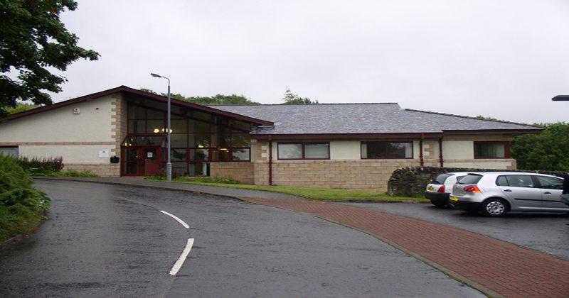 Lochgilphead exterior