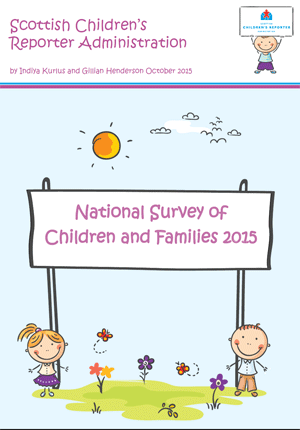 Children and Families Survey 2016