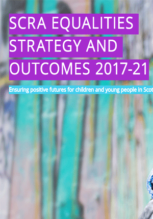 Equalities Strategy 2017-21