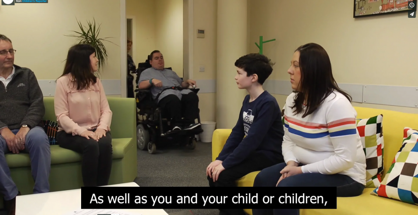 What is a Children's Hearing – for parents/carers with learning disabilities – subtitles