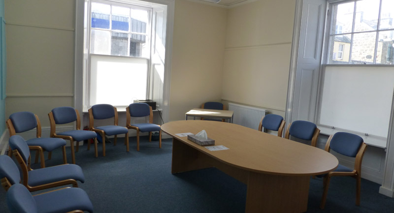 Fraserburgh Hearing room
