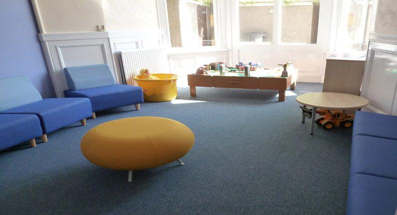 Fraserburgh waiting room