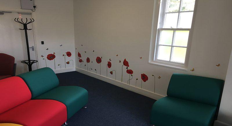 Alloa Hearing room