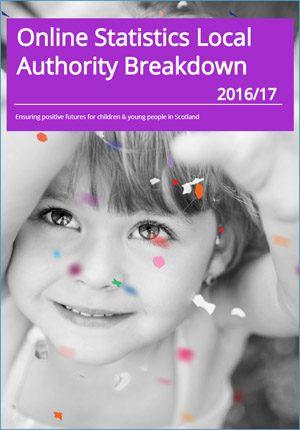 Local Authority Breakdown 2016-17