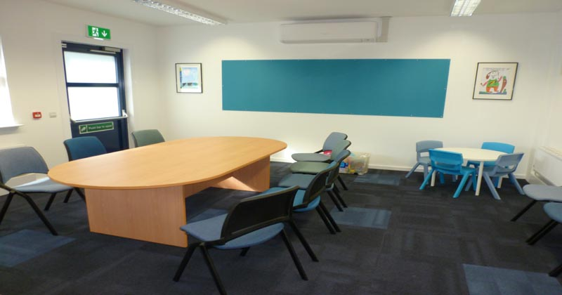 Tranent Hearing room