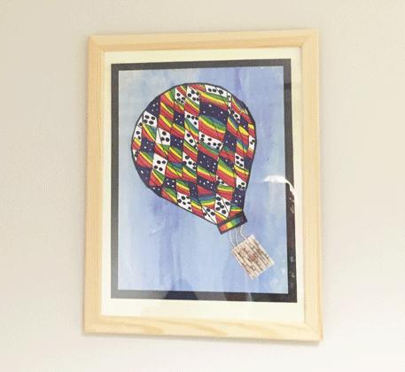 Paisley art work
