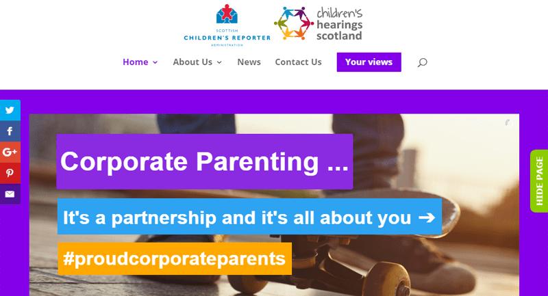 Corporate Parenting