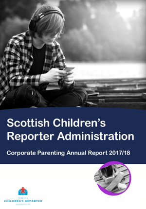 Corporate Parenting Annual Report 2017/18