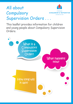 Compulsory Supervision Orders