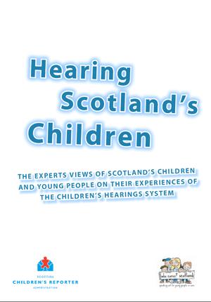 Hearing Scotland's Children