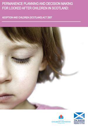 Care and Permanence Planning for Looked After Children in Scotland