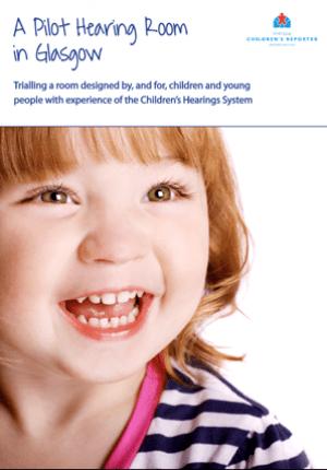Pilot Hearing Room Evaluation Report