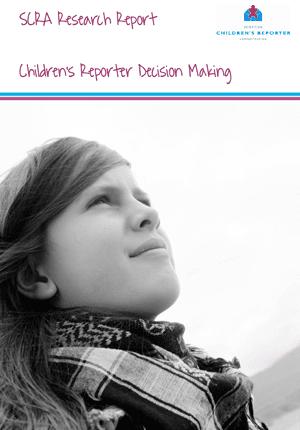 Children's Reporter Decision Making