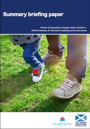 CSOs Report 7 – Summary Briefing Paper