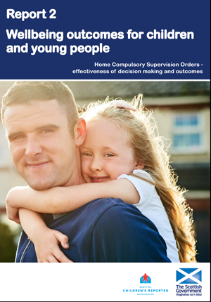 CSOs Report 2 – Wellbeing outcomes