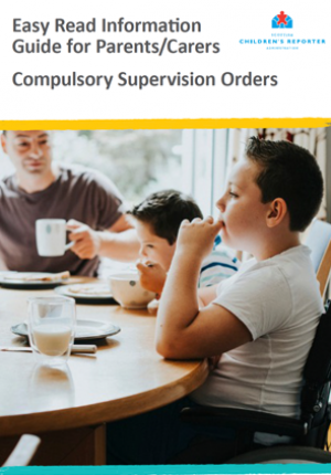 Compulsory Supervision Orders – Easy Read