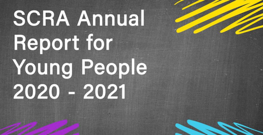 Annual Report for Young People 2020-2021