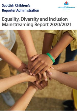 Equality, Diversity & Inclusion Mainstreaming Report 2020-21